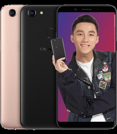 thay mat kinh Oppo F5 Youth